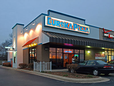 Eureka Pizza- Siloam Springs